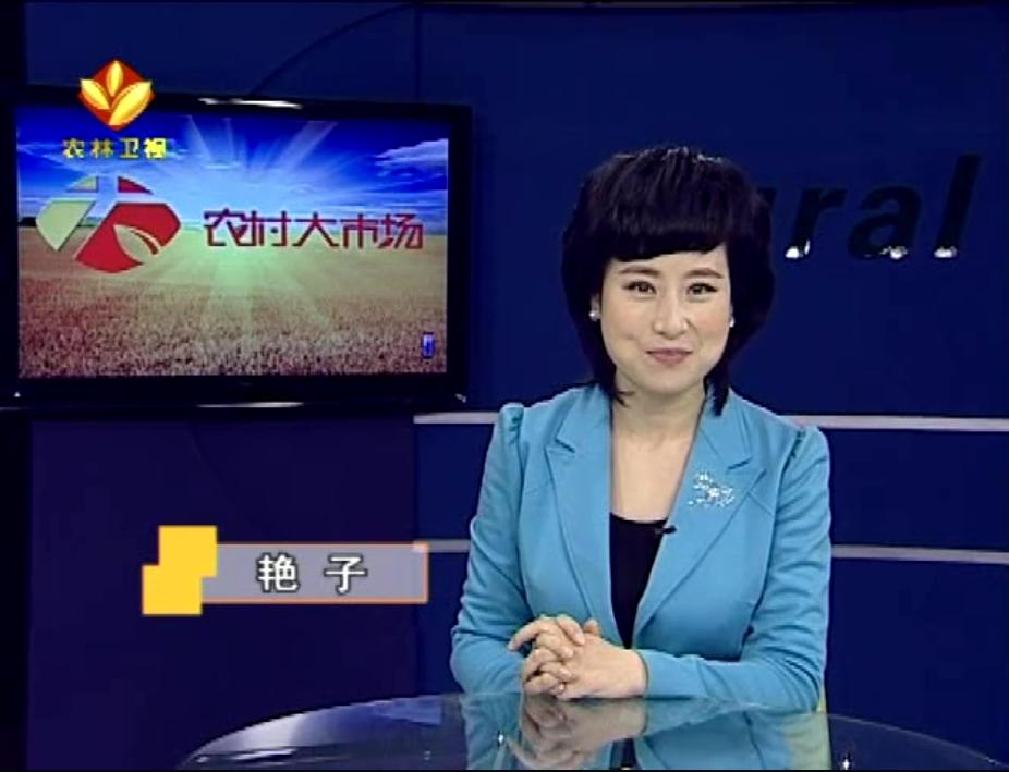 农林卫视来我基地采访《下金蛋的桂花雀》